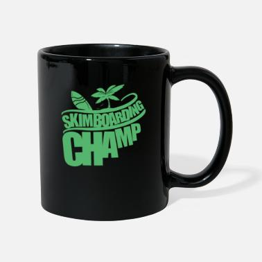 Love Was Not skimboarder - Mug