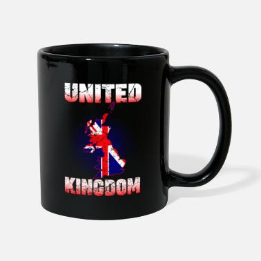 Kingdom United Kingdom United Kingdom - Mug