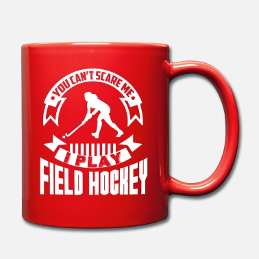 Playing Field Field Hockey I Play Field Hockey - Mug