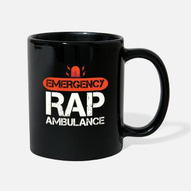Rap Grappige Rap Rap Ambulance Rap Lovers cadeau - Mok