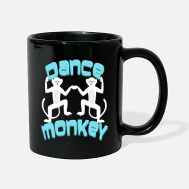 Monkey Dance Monkey Dance Monkey Dancing Monkey Party Fun - Mug