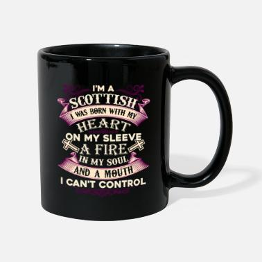 Scottish Scottish I'm A Scottish - Mug