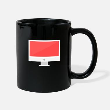 Mouse And Keyboard PC Computer IT - Mug