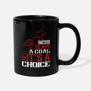 Noten Success is not a goal It s a choice 01 - Tasse