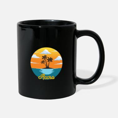 Accra Accra dream vacation and holiday - Mug