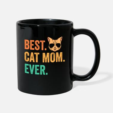 Mom Best cat mom - Mug