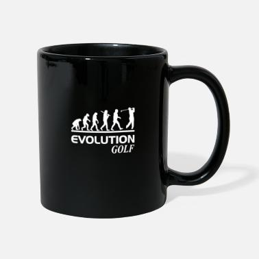 Golf Instrution Evolution golf - Mug