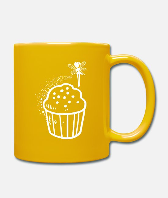 Candy Cane Mugs & Drinkware - baker - Mug sun yellow