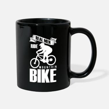 Mountain Bike Mountain bike e-bike bicycle bike cycling business - Mug