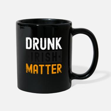 Whales Drunk Irish Matter St Patrick's Day - Mug