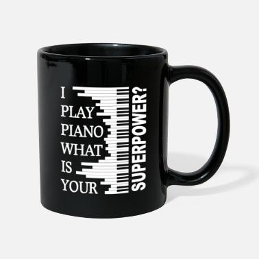 Play Piano Piano piano playing piano lessons - Mug