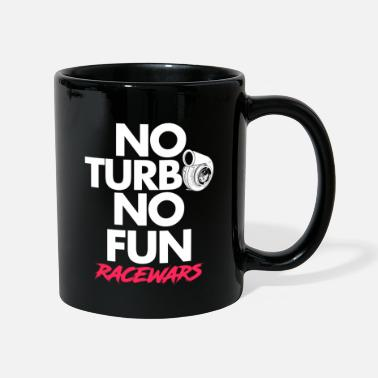 Gangster Turbo Rennwagen - Tasse