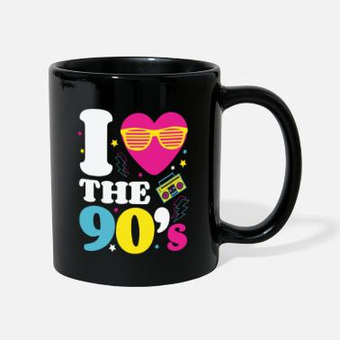 90s 90s 90s 90s fashion 90s music - Mug