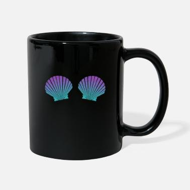 Sea Underwear Mermaid shell bra sea snail shell mee - Mug