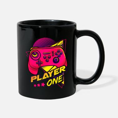 Video Game Players Controller One Video Game Player - Mug