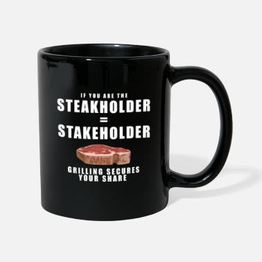 Garden Entitlement steak - Mug