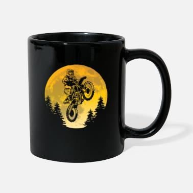 Bolide Motocross Dirt Bike Stunts Idée cadeau cool - Mug
