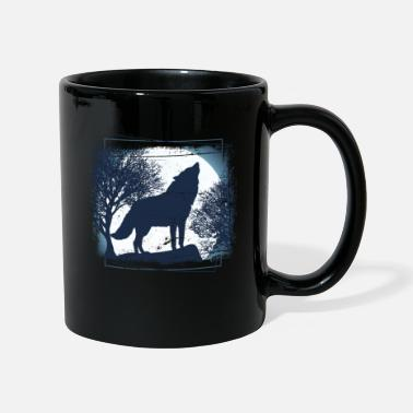 Pack-animals Wolf pack of animals - Mug