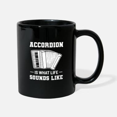 Accordion Accordion Teacher Music Player Piano Musician Gift - Mug