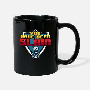 Mobile You have been Slain - Gamer Sayings Player Nerd - Mug