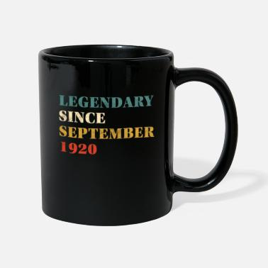 Since 1920 Legendary Since September 1920 - Mug