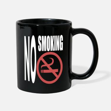 No Smoking No smoking no smoking no smoking gift - Mug