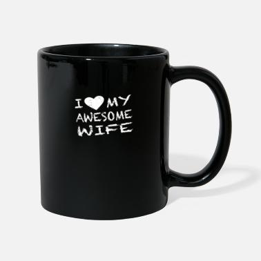Proof Of Love I Love my Wife Valentine's Day gift for women - Mug