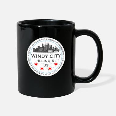 Chicago The Windy City Chicago Illinois VS. - Mok