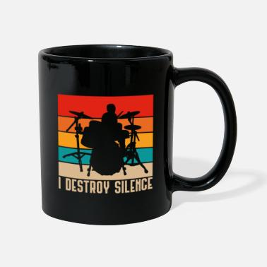 Metal Drums - Mug