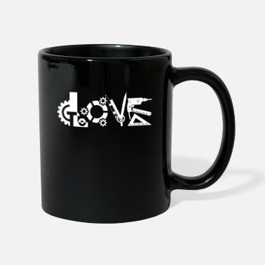 Civil Engineering Civil Engineer Love Civil Engineer - Mug