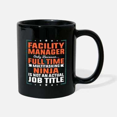 Plant Facility manager profession employee gift idea - Mug