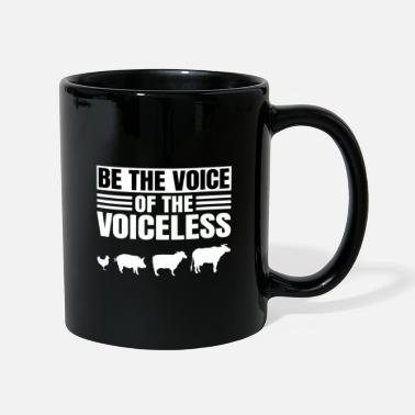 Veggie Be the voice of the voiceless - Mug