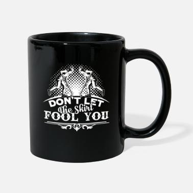 Field Hockey Skirt Field Hockey Girl Don't Let The Skirt Fool You - Mug