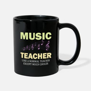 Music Teacher Music Teacher Music Teacher Music Teacher Gift - Mug