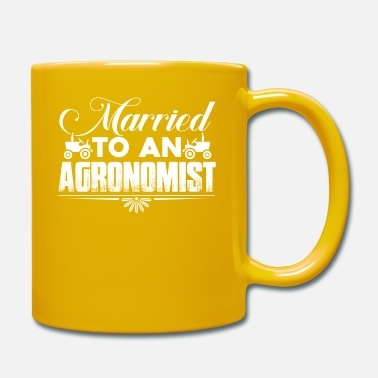 Lover Agronomist Married To An Agronomist - Mug