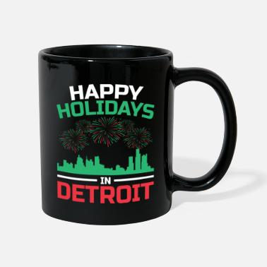 Detroit Happy New Year Detroit Apparel New Years Eve Party - Mug