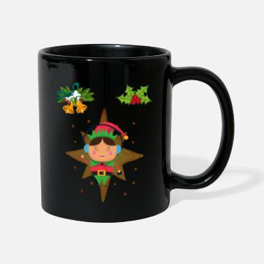 Winter Merry Christmas | Gift for Christmas | Family - Tasse
