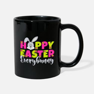 Frühling Hoppy Easter Everybunny Ostern Hase Bunny - Tasse