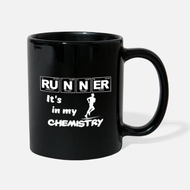 Periodensystem Runner, its in my chemistry - Tasse