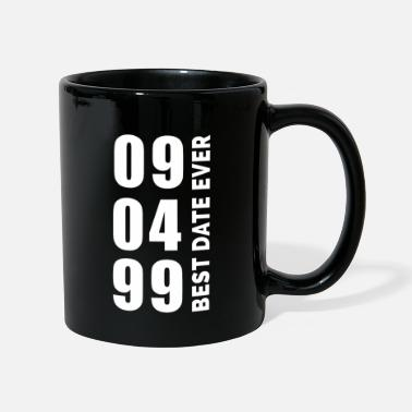 1999 Best Date Ever 9.4.1999 - Full Colour Mug