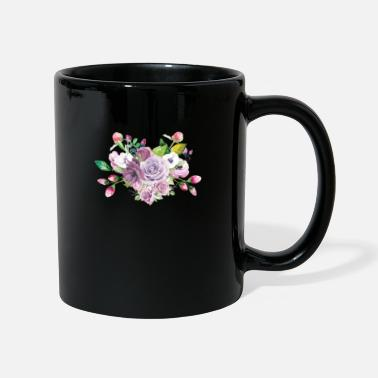 Floristry Flowers, flower, watercolor, floristry, florist - Mug
