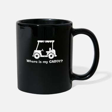 Vehicle Golf vehicle - Mug