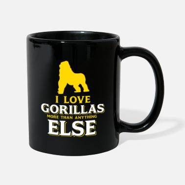 Animal La passion des gorilles - Mug