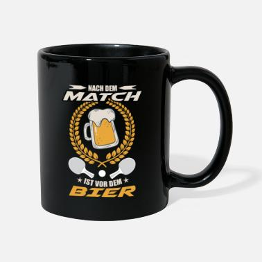 Bière de tennis de table ping pong - Mug