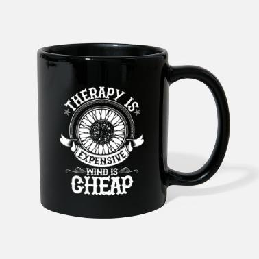 Rim Motorcycle Therapy Sport Gift - Mug