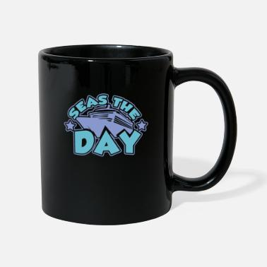 Cruise Cruise Cruise: Seas The Day - Mug