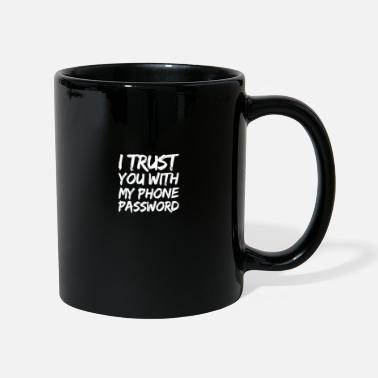 Proof Of Love proof of love - Mug