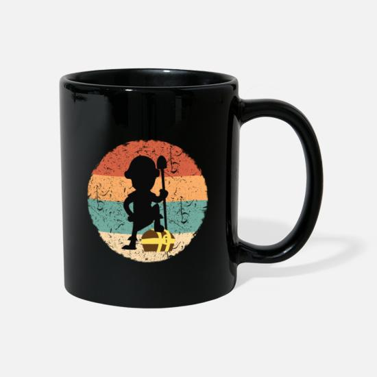 Rich Mugs & Drinkware - treasure hunters - Mug black