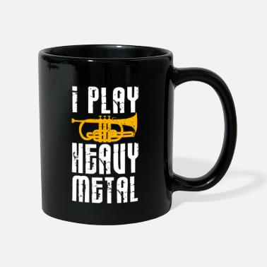 Beethoven Trompet - Heavy Metal - Mugg