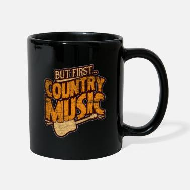 Country Musique country - Mug